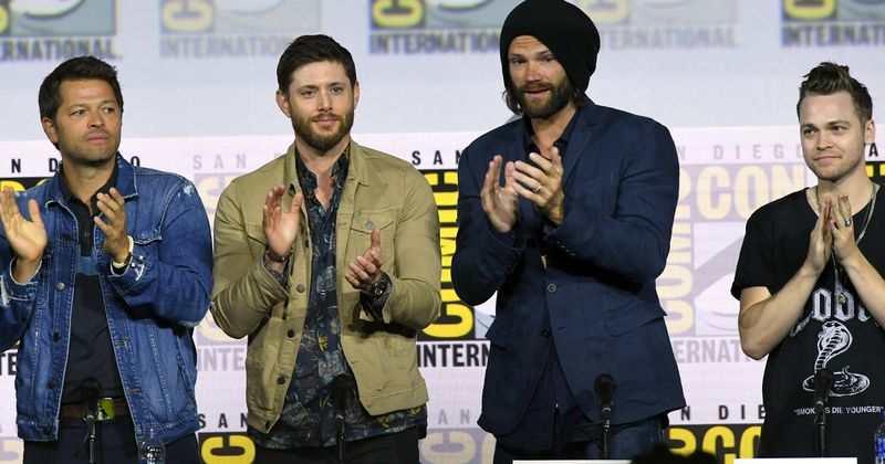Supernatural' Season 15: Cast teases finale, blames it all on Chuck