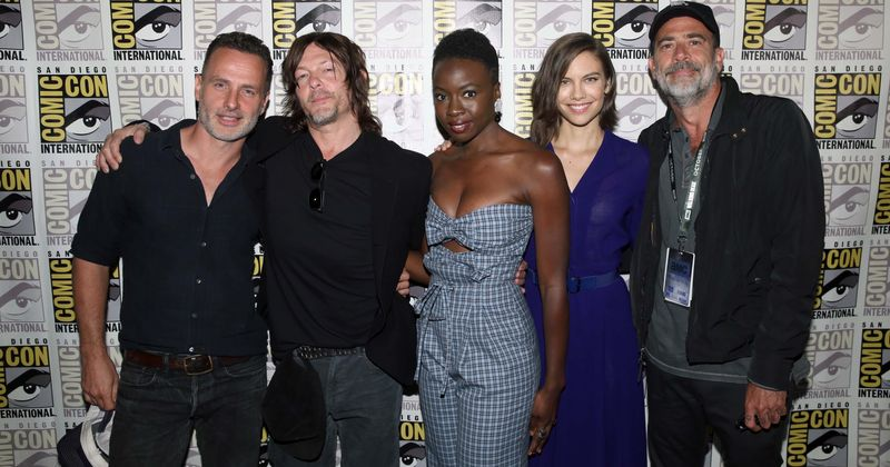 SDCC 2019: 'The Walking Dead' stars drop major hints about the upcoming 'paranoia' season at Comic-Con Bash