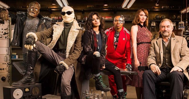 Doom Patrol Season 2 Release Date Plot Cast And Everything