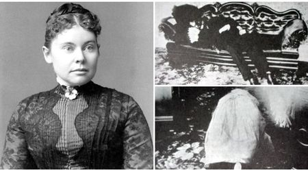 The true story of Lizzie Borden, the woman who murdered her parents and got away with it