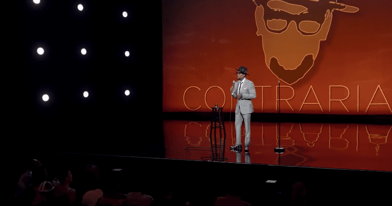 Watch: Sneak peek of D.L. Hughley's debut stand-up Netflix special 'Contrarian' promises scathing social commentary