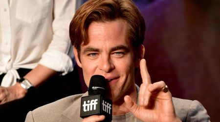 "Chris Pine tells people to get over his penis: ""More interesting or revelatory things in Outlaw King"""