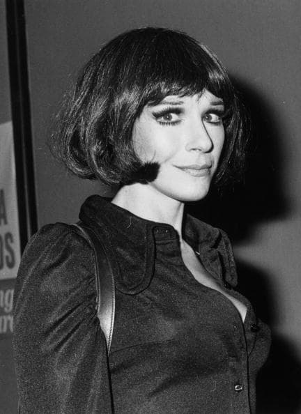 20 January 1972: Fenella Fielding (Photo by Arthur Jones/Evening Standard/Getty Images)