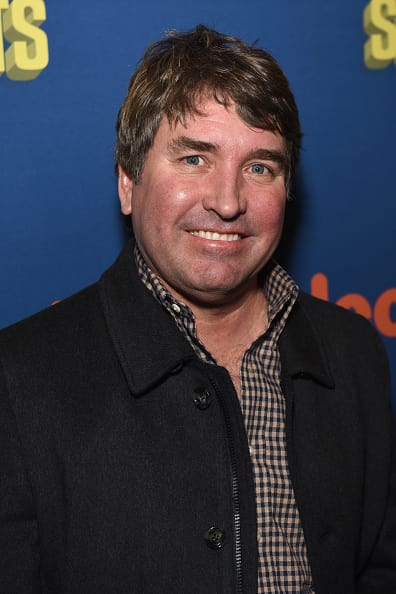 SpongeBob Creator Stephen Hillenburg attends Opening Night of Nickelodeon's SpongeBob SquarePants: The Broadway Musical at Palace Theatre on December 4, 2017 in New York City. (Photo by Jenny Anderson/Getty Images for Nickelodeon)