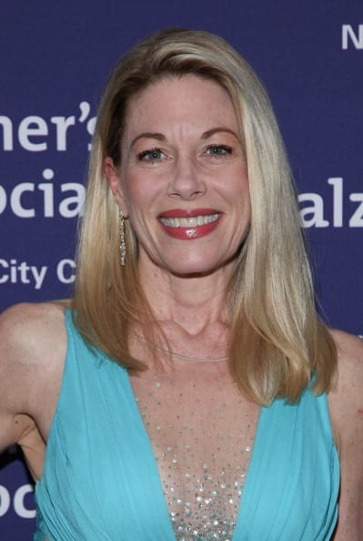 Marin Mazzie attends the 2014 'Forget-Me-Not' Gala - An Evening To End Alzheimer's at The Pierre Hotel on June 2, 2014, in New York City. (Photo by Rob Kim/Getty Images)