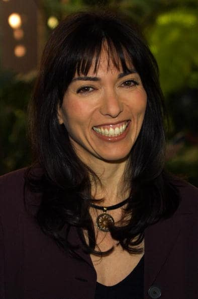 Director Audrey Wells attends the 12th Annual Women in Entertainment Breakfast at the Beverly Hills Hotel on December 2, 2003, in Beverly Hills, California. Honorees from The Hollywood Reporter's 2003 Power 100 list and top executives from the motion picture, TV, music and other entertainment industries attended the event. (Photo by Frederick M. Brown/Getty Images)