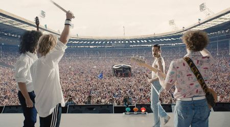 'Bohemian Rhapsody' to premiere at London's Wembley Arena on October 23