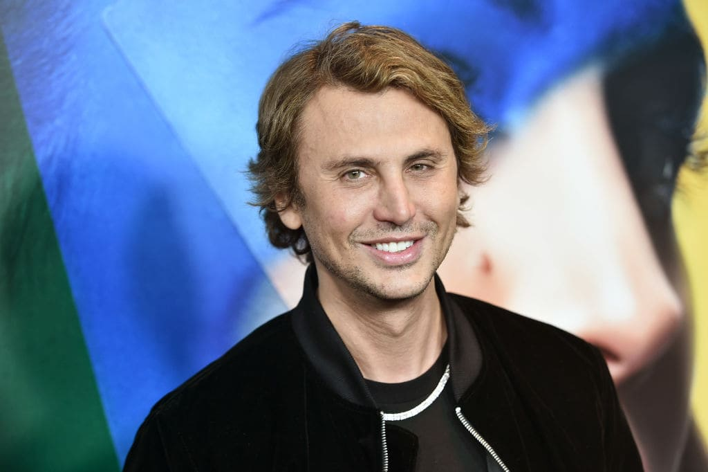 Jonathan Cheban attends the New York premier of 'A Simple Favor' at Museum of Modern Art on September 10, 2018 in New York City. (Photo by Steven Ferdman/Getty Images)