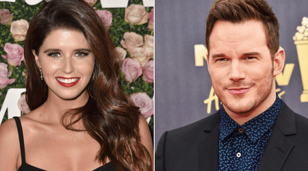 SPOTTED! Chris Pratt and Katherine Schwarzenegger get cozy on romantic wine tasting trip to Napa
