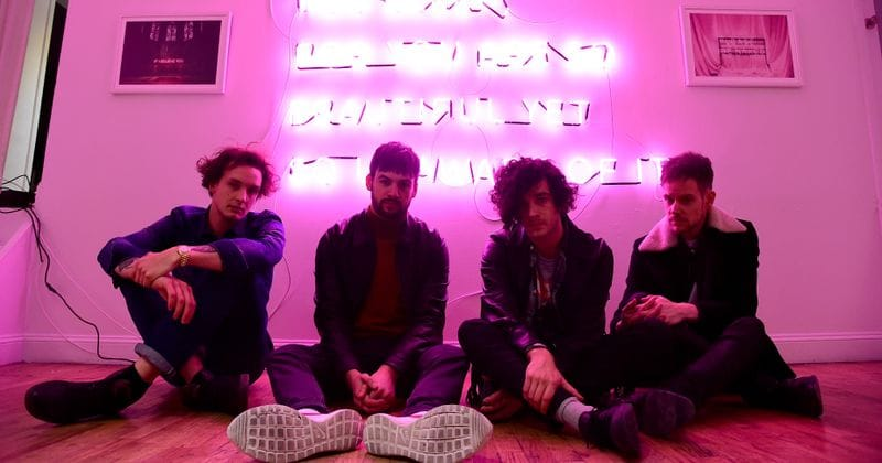 The 1975 Detail New Album A Brief Inquiry Into Online Relationships