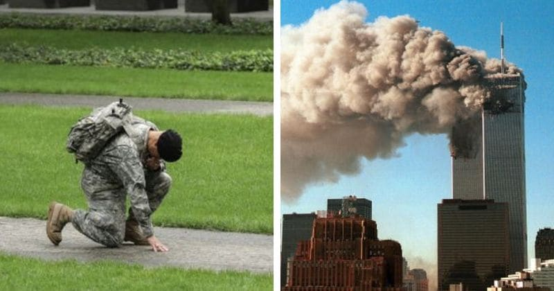 LEST WE FORGET: America stands united in memory of fallen heroes on 9/11 anniversary