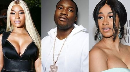 Meek Mill may just be the perfect person to broker peace between Nicki Minaj and Cardi B