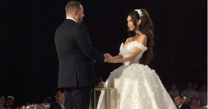 Was this the most extravagant wedding the world has ever seen?