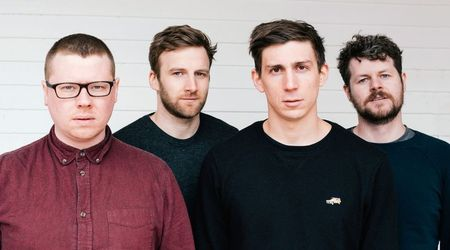 [Exclusive] We Were Promised Jetpacks frontman Adam Thompson details new album 'The More I Sleep The Less I Dream'