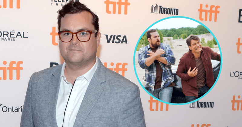 Carter's Kristian Bruun on playing a reluctant sidekick and 'solving crimes and busting bad guys in the woods in a light-hearted way'
