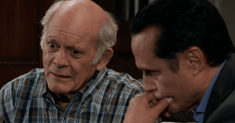 'General Hospital' spoilers: Julian knows Mike and Sonny's secret and isn't afraid to exploit it
