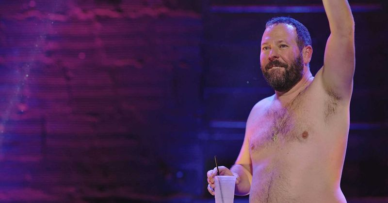 'I'm pleasantly surprised when people see my growth. I wish my wife saw it too!' Bert Kreischer on whether he has grown as a comedian