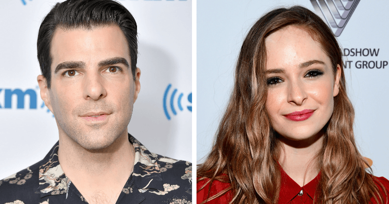 Zachary Quinto and Ashleigh Cummings join cast of AMC's upcoming supernatural horror 'NOS4A2'