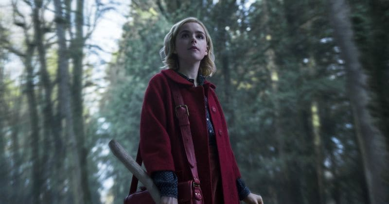 'The Chilling Adventures of Sabrina' official trailer is OUT and it is spookier than you think!
