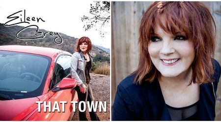Exclusive: Country star Eileen Carey's 'That Town' music video is out and she's killing it!