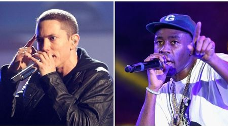 "Eminem admits he went ""too far"" with homophobic diss at Tyler, the Creator"