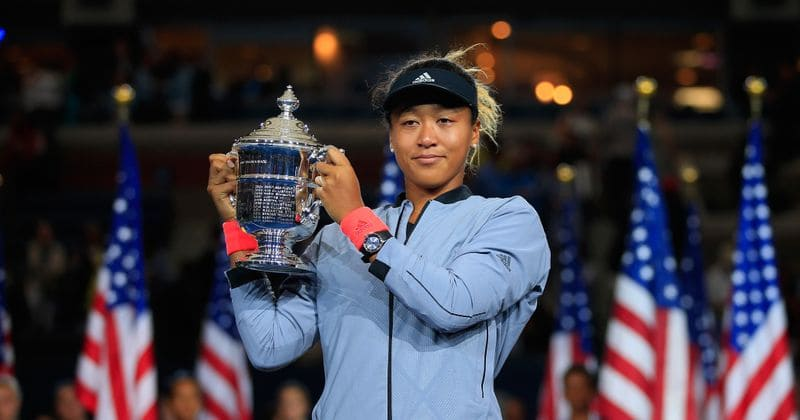 Naomi Osaka goes from booed champion to becoming the face of Adidas in a historic deal