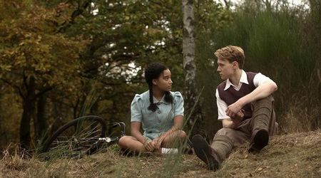 'Where Hands Touch' review: Amandla Sternberg shines in this unique take on an untold story in Nazi Germany during World War II