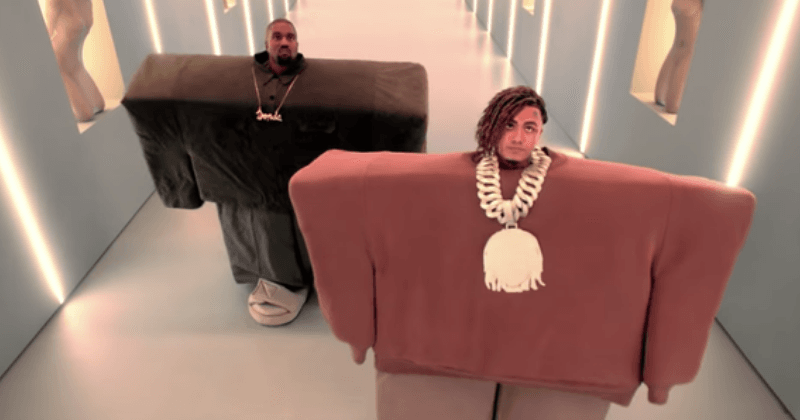 Kanye West and Lil Pump's 'I Love It' shatters record as YouTube's biggest first-week hip hop global video debut