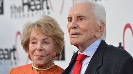 Still inseparable! 101-year-old Kirk Douglas spotted enjoying a rare outing with wife Anne, 99, in LA