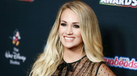 Pregnant Carrie Underwood reveals she had three miscarriages in the last two years