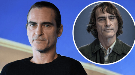 BEHIND THE SMILE: If Heath Ledger portrayed the Joker as a psychotic villain, Joaquin Phoenix is making him more human