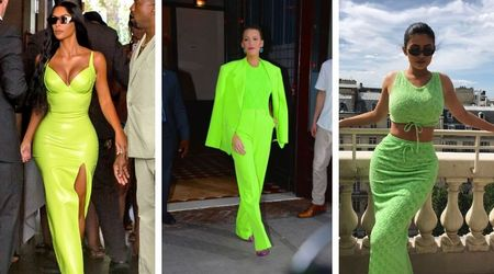 THE GLOW QUEENS: How neon was dragged kicking and screaming back into fashion, thanks to the Kardashians