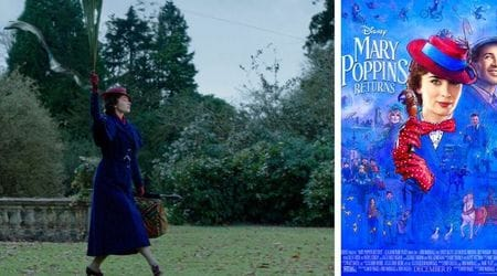 New trailer for Disney's 'Mary Poppins Returns' is out and it is simply magical