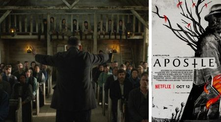 First look trailer for Netflix's cult-thriller 'Apostle' is here and it's creepy as hell