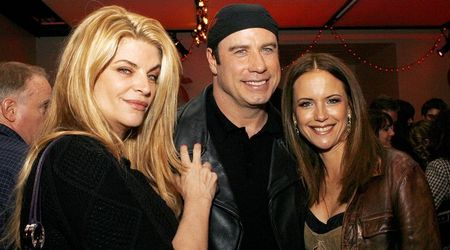 Kirstie Alley smashes rumors that her great love John Travolta is gay