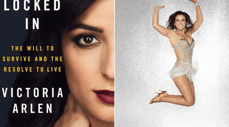 Exclusive: Former Paralympian and DWTS contestant Victoria Arlen tells her inspiring story in her new book 'Locked In'