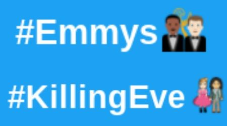 Emmys 2018: This year's Twitter emoji celebrates the all-inclusive power of love