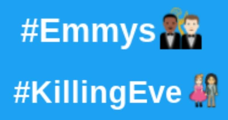 Emmys 2018: This year's Twitter emoji celebrates the all
