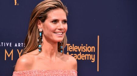 Emmys 2018: Heidi Klum's perfect recipe to keep her gorgeous red carpet dress 'wrinkle' free