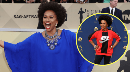 Emmys 2018: 'Black-ish' star Jenifer Lewis wears Nike on Red Carpet to support Colin Kaepernick campaign