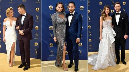 Emmys 2018: 5 celebrity couples that upped the fashion and love quotient on the red carpet