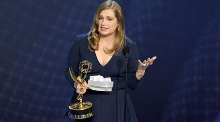 Emmy Awards 2018: Merritt Wever drops an F-bomb before celebrating her 'unexpected' second win