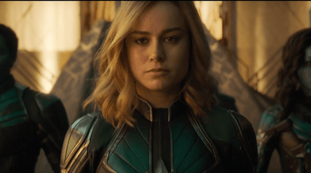 Captain Marvel: Brie Larson stuns as Marvel's latest superhero in epic first trailer