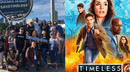 #SaveTimeless: How one fandom is single handedly trying to rescue their favorite NBC show