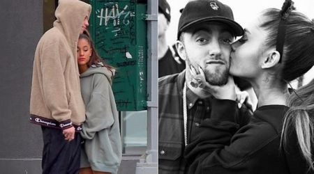 Ariana Grande and Pete Davidson seen together for the first time since Mac Miller's death