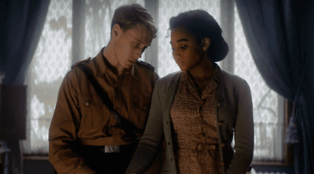 'Where Hands Touch' filmmaker Amma Asante and star Amandla Stenberg discuss the bigger meaning behind the untold story