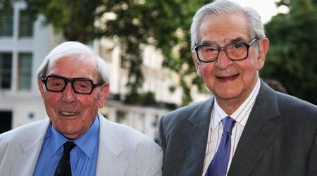 TV host Denis Norden of 'It'll Be Alright on the Night' fame dies aged 96
