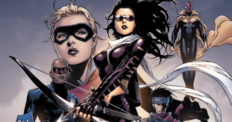 Marvel's phase 4 is the perfect set up to introduce the Young Avengers to the big screen