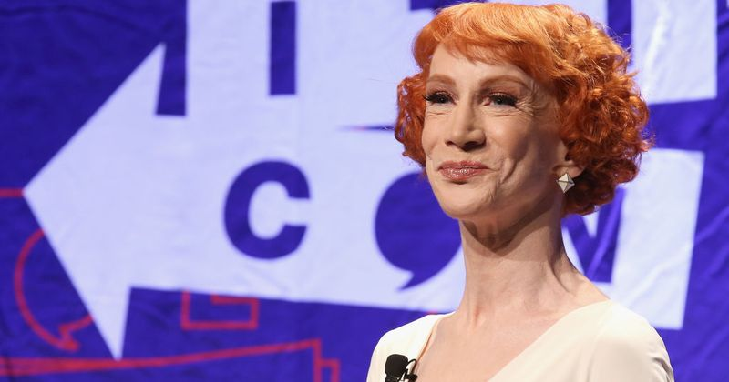 Kathy Griffin says she became 'unemployable and uninsurable' after