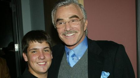'I have provided for him during my lifetime': Burt Reynolds leaves his only son Quinton out of his will